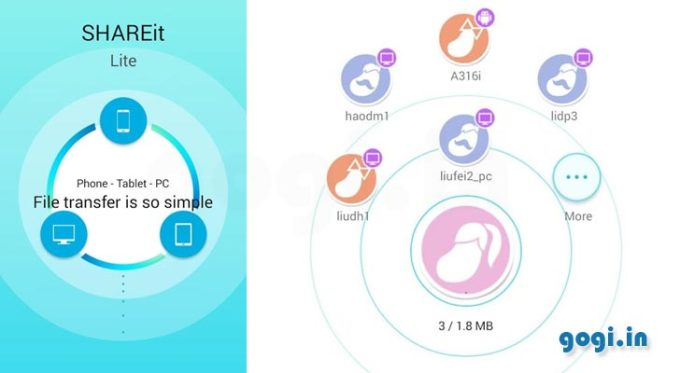 download share it apk for pc